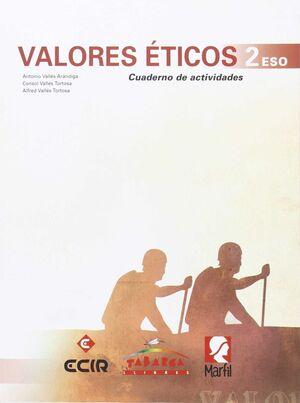 VALORES ÉTICOS 2º CUADERNO