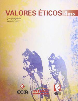 VALORES ÉTICOS 4º LIBRO ALUMNADO