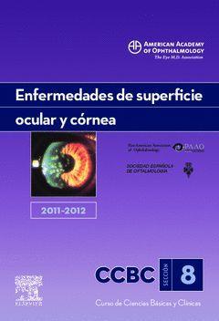 ENFERMEDADES DE SUPERFICIE OCULAR Y CORNEA