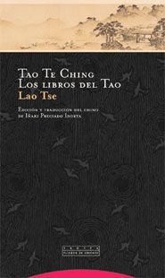 TAO TE CHING.LOS LIBROS DEL TAO.TROTTA-DURA