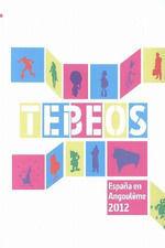 TEBEOS. ESPAÑA EN ANGOULEME 2012