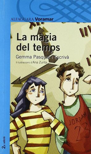 MAGIA DEL TEMPS - VORAMAR
