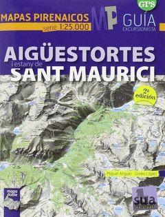 (2  ED.) AIGUESTORTES I ESTANY DE SANT MAURICI - M