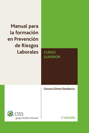 MANUAL FORMACION PREVENCION RIESGOS LABORALES CURS