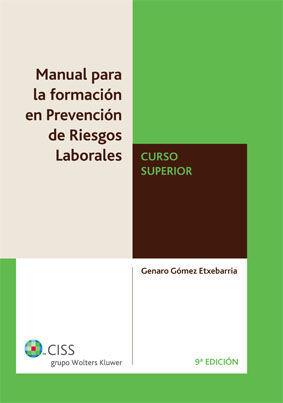 MANUAL FORM.P.RRLL.ESP.CURSO SUPERIOR 9ª EDICION