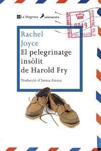 PELEGRINATGE INSOLIT DE HAROLD FRY,EL. LA MAGRANA-RUST
