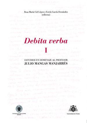 DEBITA VERBA. ESTUDIOS EN HOMENAJE
