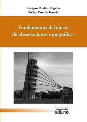 FUNDAMENTOS DEL AJUSTE DE OBSERVACIONES TOPOGRÁFICAS