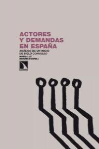 ACTORES Y DEMANDAS EN ESPAÑA. CATARATA-103
