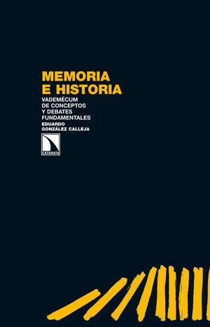 MEMORIA E HISTORIA. CATARATA