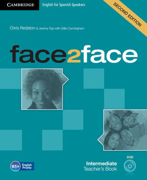 FACE2FACE PRE INTERMEDIATE (2ND ED.) TEACHER'S BOOK WITH DVD-ROM