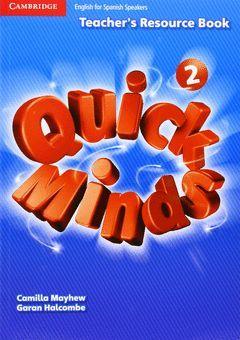 QUICK MINDS 2 - TEACHER'S RESOURCE BOOK