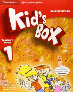 KID'S BOX 1 (2ND ED.) TEACHER'S BOOK