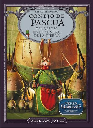 CONEJO DE PASCUA II Y SU EJERCITO CENTRO DE LA TIERRA