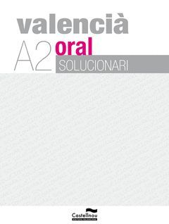 SOLUCIONARI VALENCIÀ ORAL