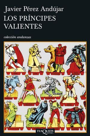 PRINCIPES VALIENTES,LOS.AND-641-RUST