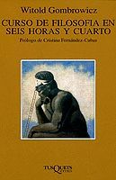CURSO DE FILOSOFIA EN SEIS HORAS Y CUARTO.FAB-286