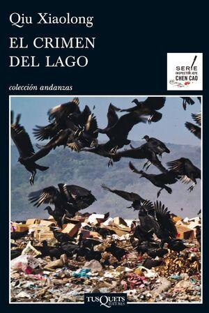 CRIMEN DEL LAGO,EL. TUSQUETS-AND-806