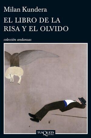 LIBRO DE LA RISA Y DEL OLVIDO,EL. AND-807-RUST