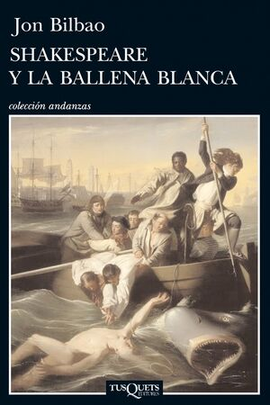 SHAKESPEARE Y LA BALLENA BLANCA. AND-808-RUST