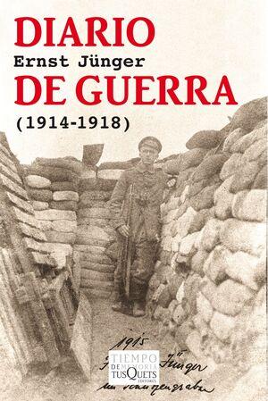 DIARIO DE GUERRA. TUSQUETS-TIEMPO DE MEMORIA