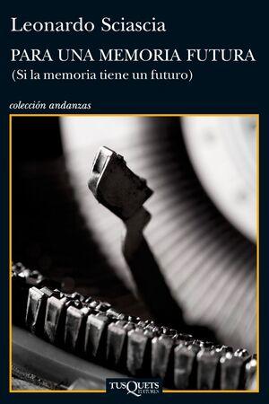 PARA UNA MEMORIA FUTURA. AND-812