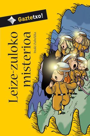 LEIZE-ZULOKO MISTERIOA