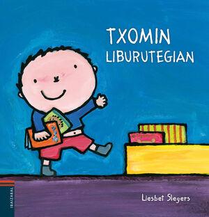TXOMIN LIBURUTEGIAN