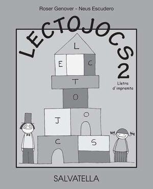 LECTOJOCS 2 -  1R. EDUCACIÓ PRIMÀRIA