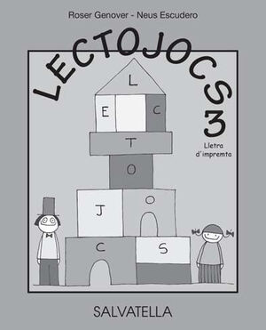 LECTOJOCS 3 - 1R. EDUCACIÓ PRIMARIA