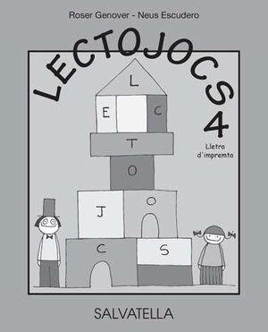 LECTOJOCS 4 - 2N. EDUCACIÓ PRIMARIA