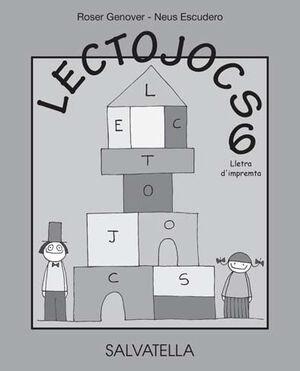 LECTOJOCS 6 - 2N. EDUCACIÓ PRIMARIA
