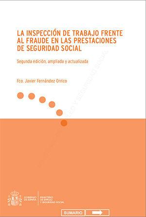 INSPECCIÓN DE TRABAJO FRENTE AL FRAUDE EN LAS PRES