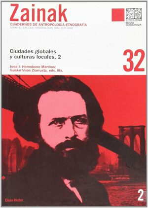 ZAINAK 032 .CIUDADES GLOBALES Y CULTURAS LOCALES II
