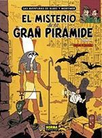 BAKE Y MORTIMER.1.MISTERIO GRAN PIRAMIDE