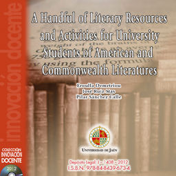 A HANDFUL OF LITERARY RESOURCES AND ACTIVITIES FOR UNIVERSITY STUDENTS OF AMERIC
