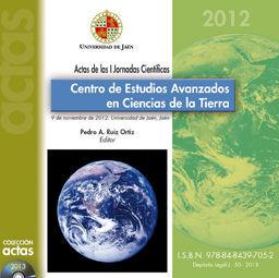 ACTAS DE LAS I JORNADAS CIENTÍFICAS CENTRO DE ESTUDIOS AVANZADOS EN CIENCIAS DE