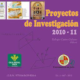 PROYECTOS DE INVESTIGACIÓN 2010-11