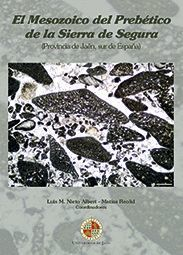 EL MESOZOICO DEL PREBÉTICO DE LA SIERRA DE SEGURA (PROVINCIA DE JAÉN, SUR DE ESP