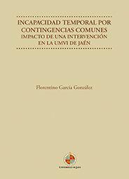INCAPACIDAD TEMPORAL POR CONTIGENCIAS COMUNES