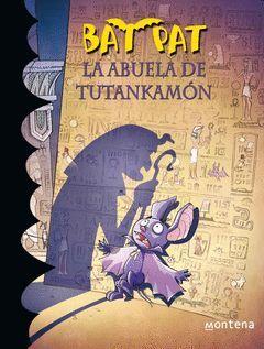 LA ABUELA DE TUTANKAMON (SERIE BAT PAT 3)
