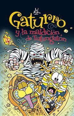 GATURRO Y LA MALDICION DE TUTANGATON