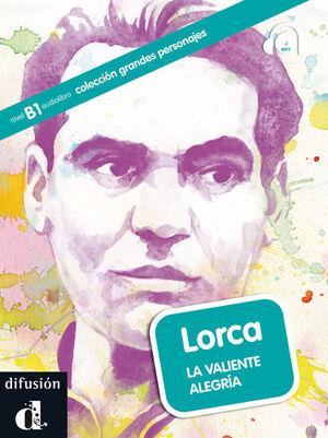 LORCA, GRANDES PERSONAJES + CD