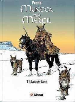 MUÑECA DE MARFIL-GLENAT-CARTONE