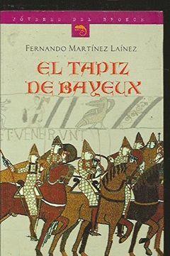 TAPIZ DE BAYEUX.BRONCE-RUST