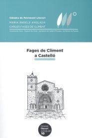FAGES DE CLIMENT A CASTELLO