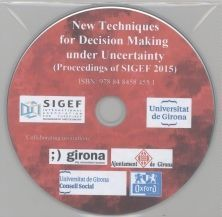 NEW TECHNIQUES FOR DECISION MAKING UNDER UNCERTAINTY