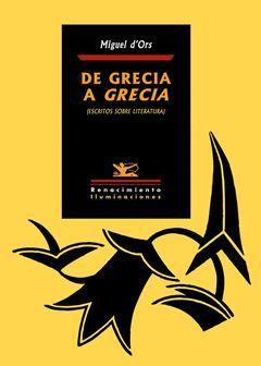 DE GRECIA A GRECIA