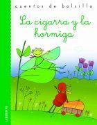 CIGARRA Y LA HORMIGA.CUENTOS DE BOLSILLO.LABERINTO-INF-