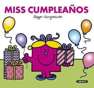 MISS CUMPLEAÑOS